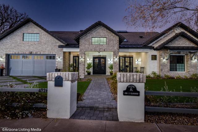 4726 E Clarendon Avenue, Phoenix, AZ 85018 (MLS #5895518) :: Riddle Realty