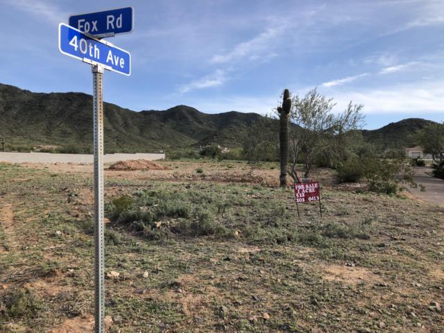 0 Fox Road, Laveen, AZ 85339 (MLS #5895560) :: The Kenny Klaus Team