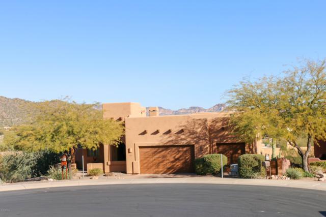 5379 S Gold Canyon Drive, Gold Canyon, AZ 85118 (MLS #5895621) :: CC & Co. Real Estate Team