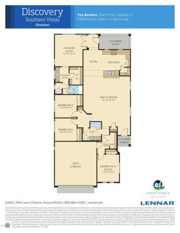 6326 S 34TH Lane, Phoenix, AZ 85041 (MLS #5895632) :: CC & Co. Real Estate Team
