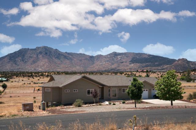 3555 W Friendly Meadow Road, Prescott, AZ 86305 (MLS #5895639) :: CC & Co. Real Estate Team