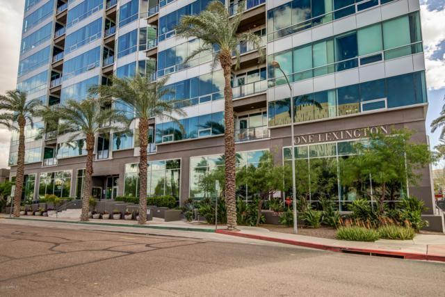 1 E Lexington Avenue #307, Phoenix, AZ 85012 (MLS #5895912) :: Phoenix Property Group