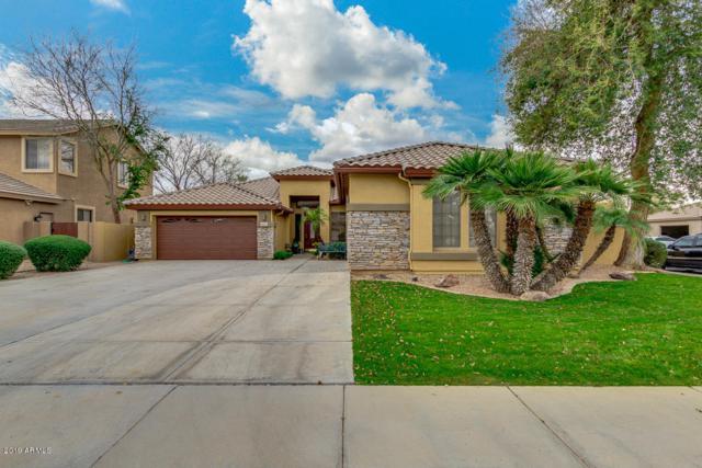 847 E Carla Vista Drive, Gilbert, AZ 85295 (MLS #5895965) :: Yost Realty Group at RE/MAX Casa Grande