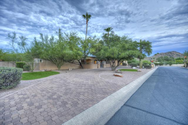 4744 E Foothill Drive, Paradise Valley, AZ 85253 (MLS #5895967) :: The Daniel Montez Real Estate Group