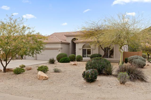 3430 N Mountain Ridge #74, Mesa, AZ 85207 (MLS #5896157) :: CC & Co. Real Estate Team