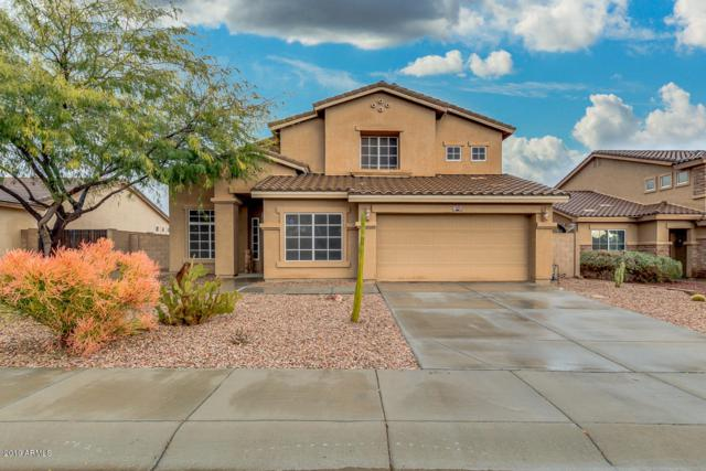515 S 219TH Drive, Buckeye, AZ 85326 (MLS #5896181) :: Yost Realty Group at RE/MAX Casa Grande
