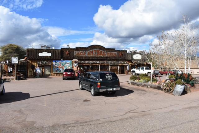 1104 S Beeline Highway, Payson, AZ 85541 (MLS #5896235) :: The W Group