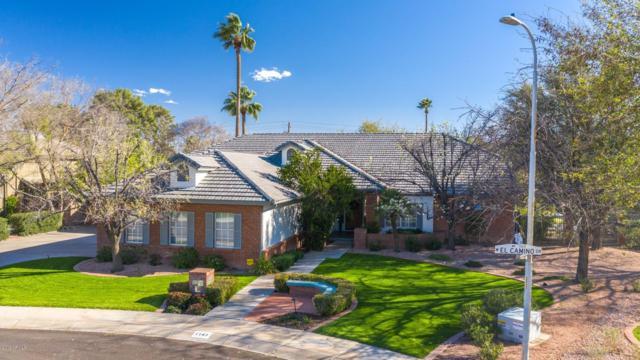 1143 W El Camino Drive, Phoenix, AZ 85021 (MLS #5896241) :: Yost Realty Group at RE/MAX Casa Grande