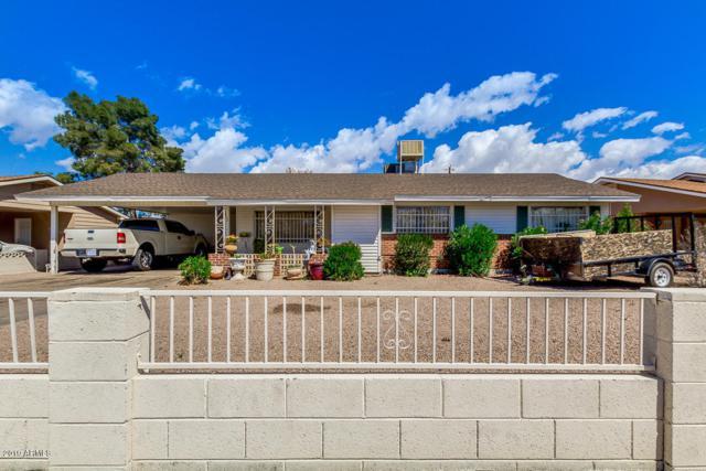 5402 W Wilshire Drive, Phoenix, AZ 85035 (MLS #5896256) :: CC & Co. Real Estate Team