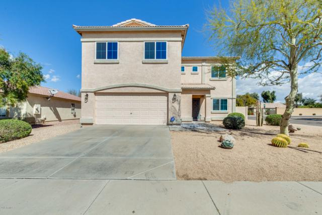 7354 W Solano Drive, Glendale, AZ 85303 (MLS #5896375) :: CC & Co. Real Estate Team