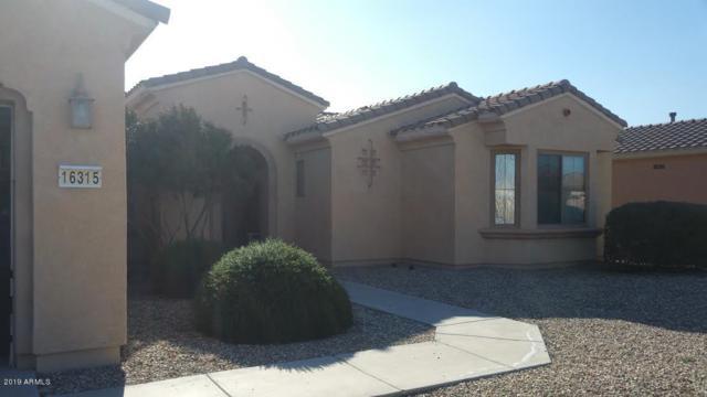 16315 W Sentinal Rock Lane, Surprise, AZ 85387 (MLS #5896434) :: Yost Realty Group at RE/MAX Casa Grande