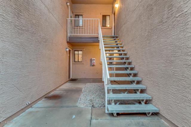 5757 W Eugie Avenue #1015, Glendale, AZ 85304 (MLS #5896443) :: The Wehner Group