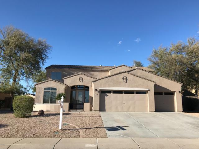 2450 E Milky Way, Gilbert, AZ 85295 (MLS #5896481) :: CC & Co. Real Estate Team