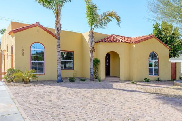 1808 N 7TH Avenue, Phoenix, AZ 85007 (MLS #5896516) :: Santizo Realty Group