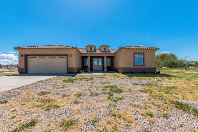 21743 W Crivello Avenue, Buckeye, AZ 85326 (MLS #5896666) :: The Jesse Herfel Real Estate Group