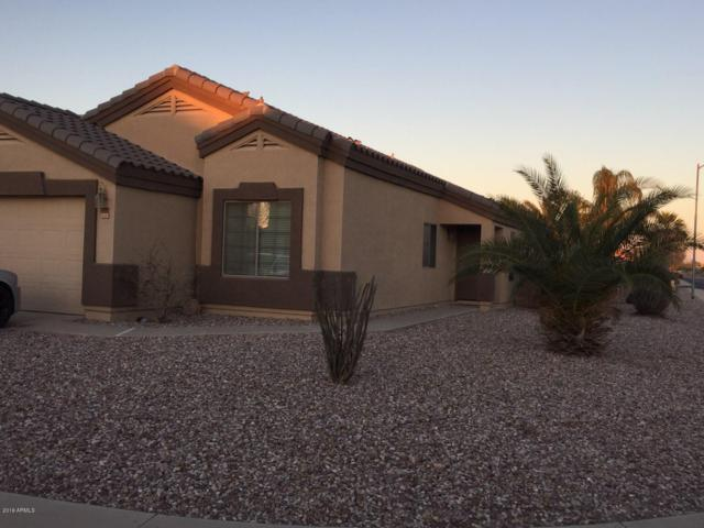 2076 N Pine Place, Casa Grande, AZ 85122 (MLS #5896678) :: Team Wilson Real Estate