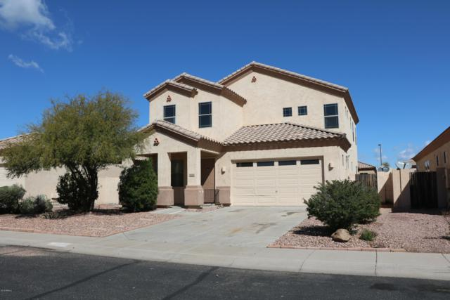 25240 W Parkside Lane N, Buckeye, AZ 85326 (MLS #5896840) :: The Laughton Team