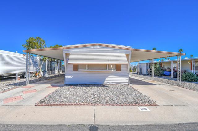 2100 N Trekell Road #133, Casa Grande, AZ 85122 (MLS #5896920) :: Nate Martinez Team