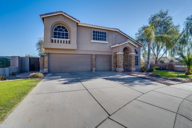 826 E Rolls Circle, San Tan Valley, AZ 85143 (MLS #5896953) :: CC & Co. Real Estate Team