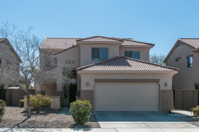 21625 W Hilton Avenue, Buckeye, AZ 85326 (MLS #5896970) :: CC & Co. Real Estate Team