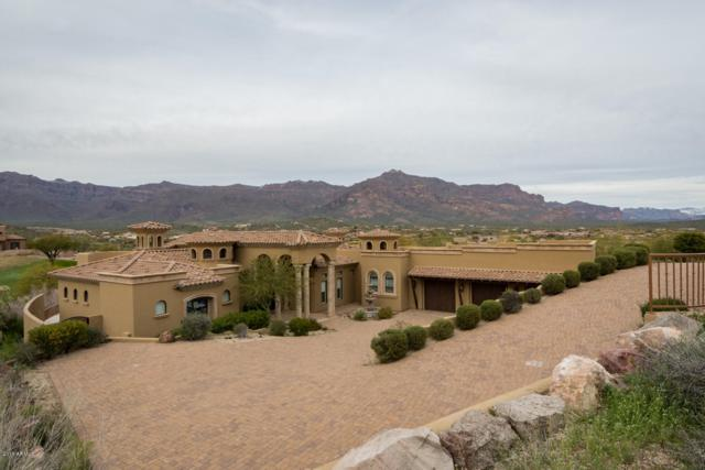 4588 S Avenida Corazon De Oro, Gold Canyon, AZ 85118 (MLS #5896988) :: The Wehner Group