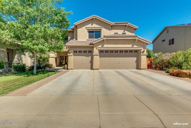 44568 W High Desert Trail, Maricopa, AZ 85139 (MLS #5897030) :: Revelation Real Estate
