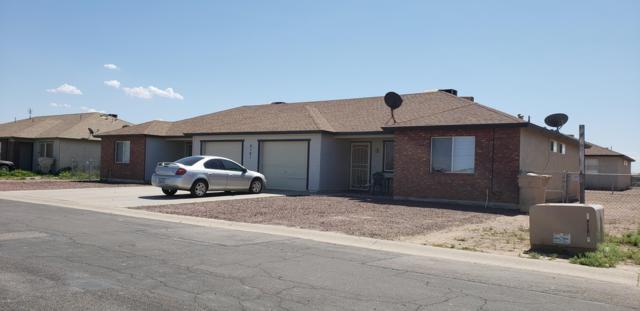 8161 W Sandy Lane, Arizona City, AZ 85123 (MLS #5897036) :: The Garcia Group