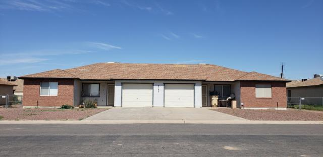 8160 W Serena Drive, Arizona City, AZ 85123 (MLS #5897040) :: The Laughton Team