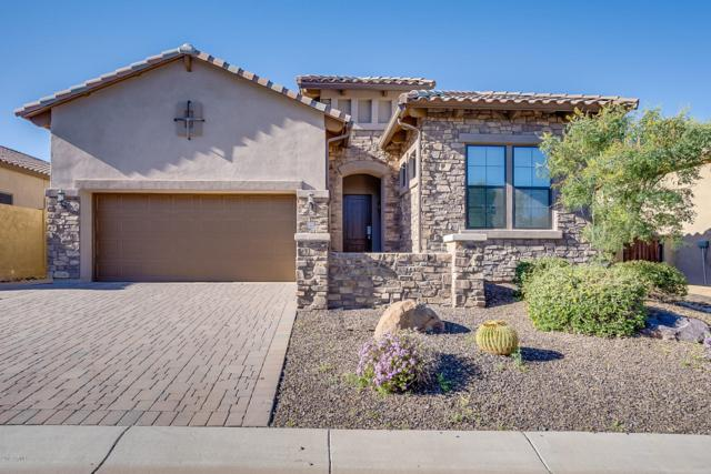 8365 E Ingram Circle, Mesa, AZ 85207 (MLS #5897078) :: CC & Co. Real Estate Team