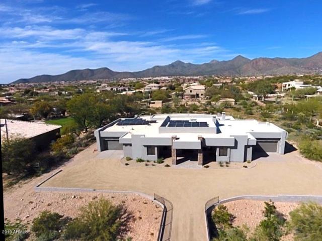 12750 E Mountain View Road, Scottsdale, AZ 85259 (MLS #5897098) :: CC & Co. Real Estate Team