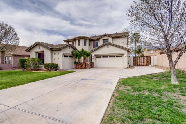4084 E Dublin Street, Gilbert, AZ 85295 (MLS #5897270) :: Revelation Real Estate