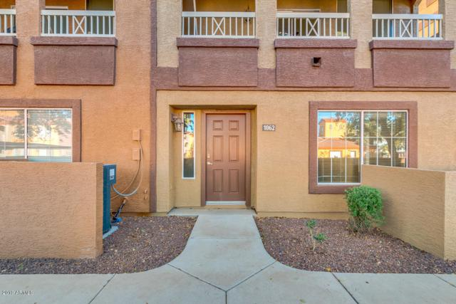 1920 E Bell Road #1062, Phoenix, AZ 85022 (MLS #5897351) :: Yost Realty Group at RE/MAX Casa Grande