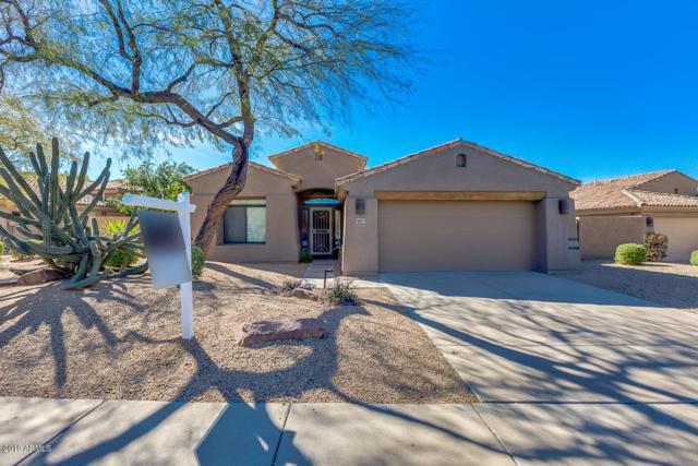 8215 E Mountain Spring Road, Scottsdale, AZ 85255 (MLS #5897397) :: The W Group