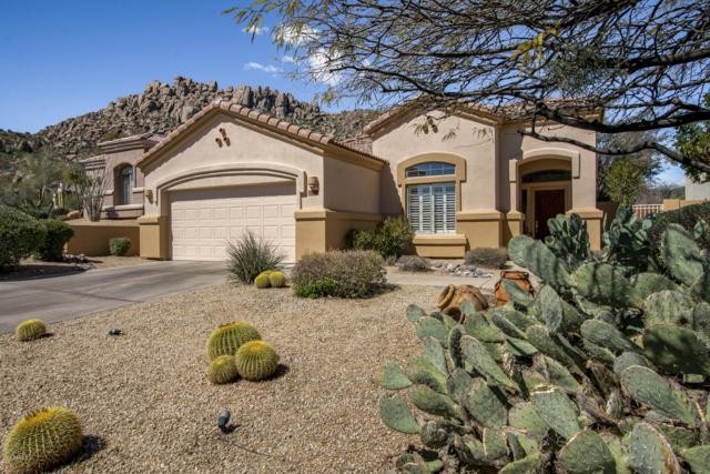11520 E Bronco Trail, Scottsdale, AZ 85255 (MLS #5897408) :: Riddle Realty