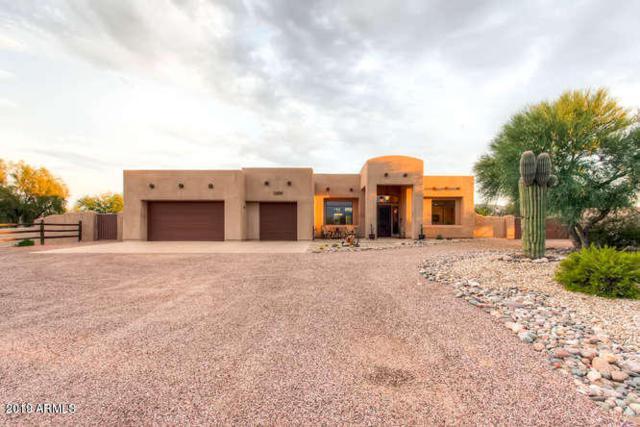 13919 E Quail Track Drive, Scottsdale, AZ 85262 (MLS #5897433) :: Homehelper Consultants
