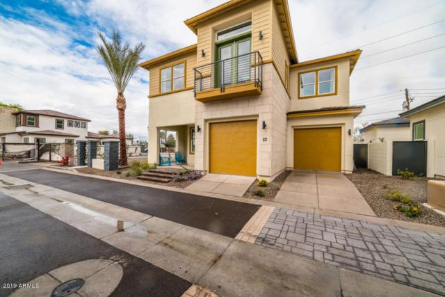 1555 E Ocotillo Road #18, Phoenix, AZ 85014 (MLS #5897568) :: Team Wilson Real Estate