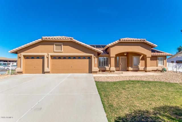 10610 W San Miguel Avenue, Glendale, AZ 85307 (MLS #5897635) :: The Daniel Montez Real Estate Group