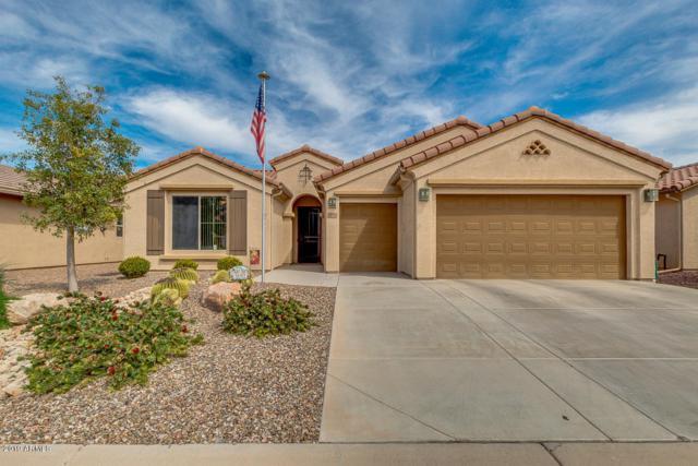 5192 W Buckskin Drive, Eloy, AZ 85131 (MLS #5897646) :: The Laughton Team