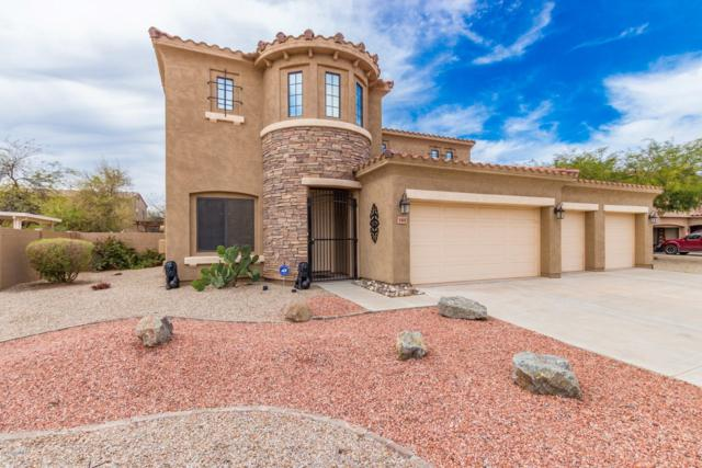161 N Silverwood Drive, Casa Grande, AZ 85122 (MLS #5897656) :: Yost Realty Group at RE/MAX Casa Grande