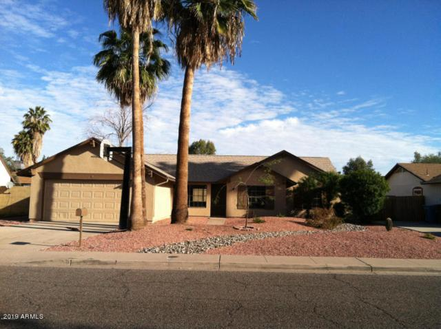 3124 W Griswold Road, Phoenix, AZ 85051 (MLS #5897677) :: Homehelper Consultants