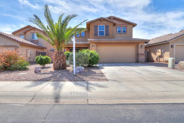 41355 W Bravo Drive, Maricopa, AZ 85138 (MLS #5897722) :: The Daniel Montez Real Estate Group