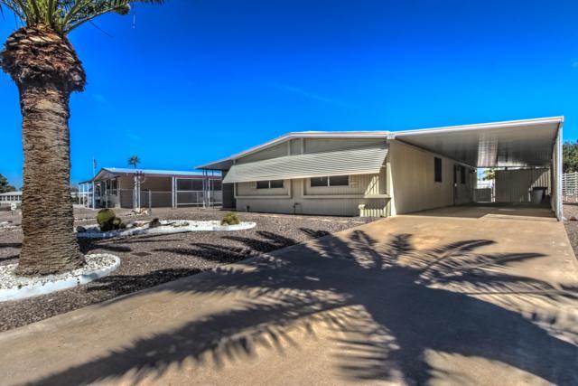 7256 E Balmoral Avenue, Mesa, AZ 85208 (MLS #5897821) :: The Daniel Montez Real Estate Group