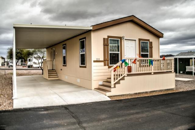 17065 E Peak Lane Lane #250, Picacho, AZ 85141 (MLS #5897849) :: CC & Co. Real Estate Team