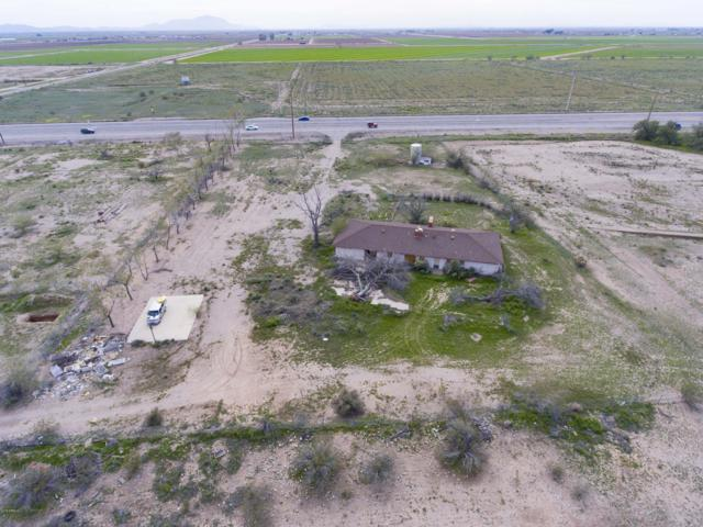 2456 E Az-287 Highway, Coolidge, AZ 85128 (MLS #5897881) :: Revelation Real Estate