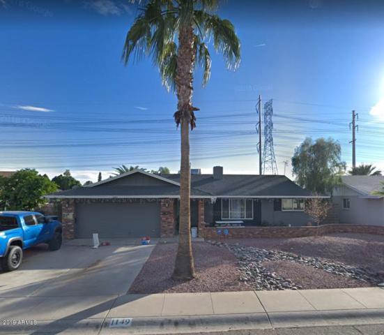 1149 E Diamond Drive, Tempe, AZ 85283 (MLS #5898065) :: Homehelper Consultants