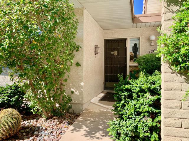 4800 N 68TH Street #226, Scottsdale, AZ 85251 (MLS #5898095) :: Yost Realty Group at RE/MAX Casa Grande
