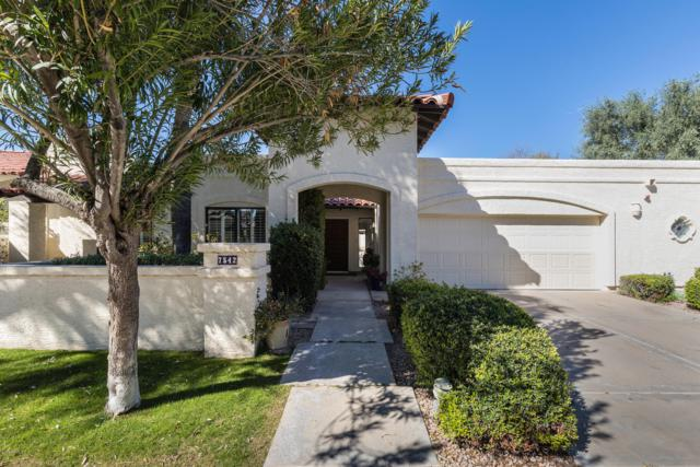 7542 E Clinton Street, Scottsdale, AZ 85260 (MLS #5898177) :: The Wehner Group