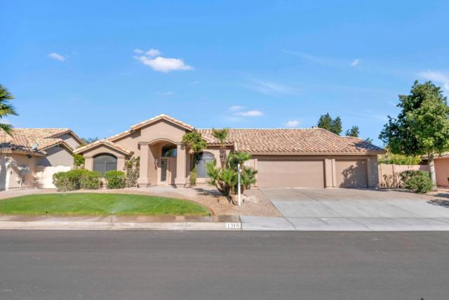 1316 N Hazelton Drive, Chandler, AZ 85226 (MLS #5898217) :: The Wehner Group