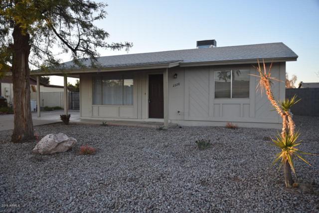 2328 W Peralta Avenue, Mesa, AZ 85202 (MLS #5898224) :: The Wehner Group