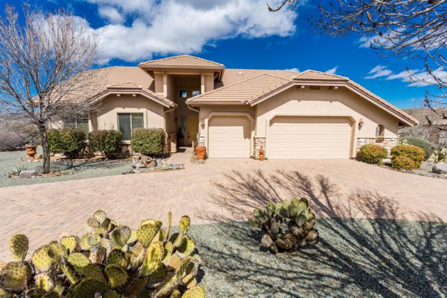 15800 E Broken Bit Road, Mayer, AZ 86333 (MLS #5898264) :: CC & Co. Real Estate Team